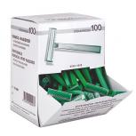 Einmalrasierer Mediware, grün