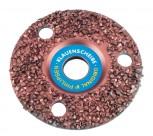 Super-Klauenscheibe, dicht  - 125 mm