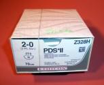 PDS II, Z310H, USP 4/0 metric 1,5, SH-1