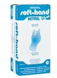 Soft-Hand Nitril Blue - puderfrei Gr. S